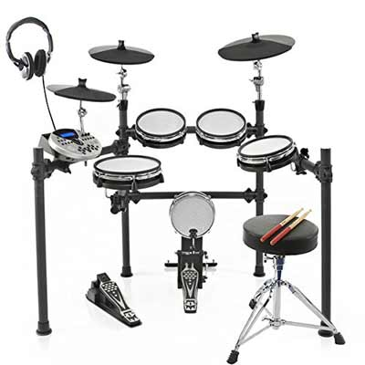 best value electric drum kit set for beginners