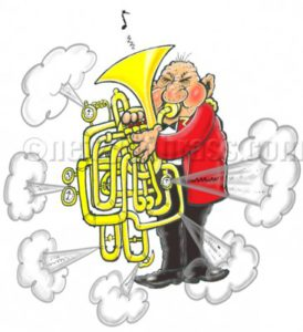 Euphonium Plumbing nezzy on brass quiz