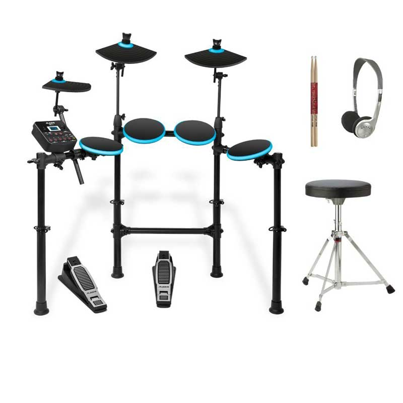 Alesis-DM-Lite-Digital-Drum-Kit-_-Bundle