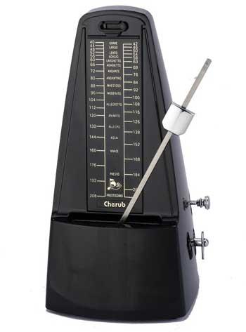 Cherub-WSM-330-Classic-Mechanical-Metronome