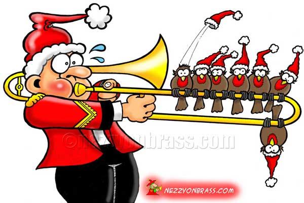Trombone Robins