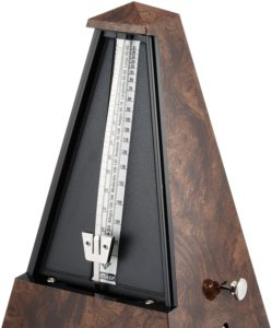 the purpose of a metronome is tokeep you in time