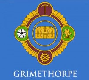 Grimethorpe brass band logo image