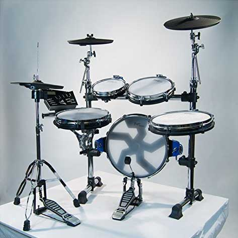 Traps-EX400-Electronic-Drum-Kit-With-Realistic-Mesh-Heads
