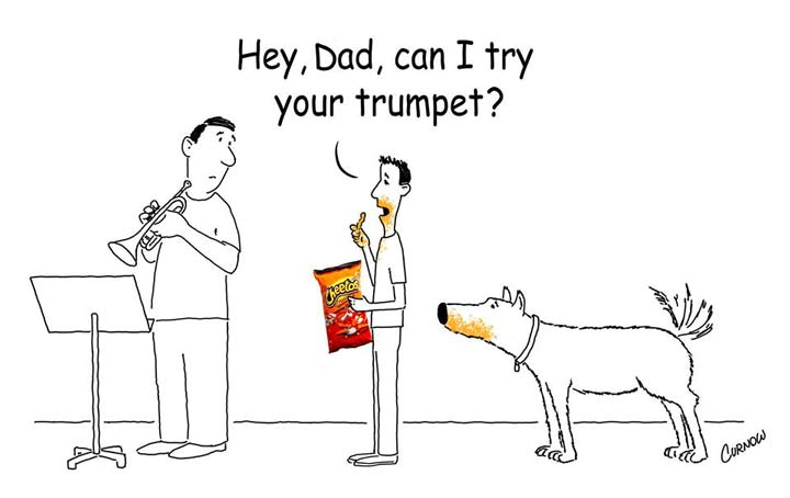 dad-can-i-play-tour-trumpet-cartoon-curnow