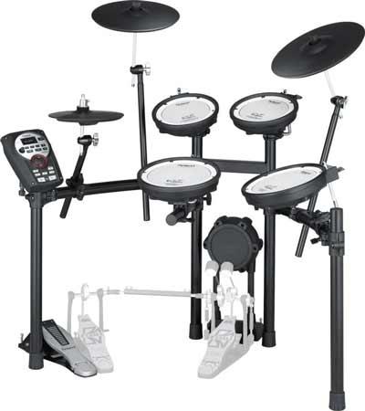 Roland TD 11KV V The best electronic drum set for the money
