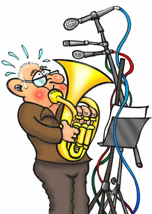 The 'Joy' of Recording a Brass Band CD
