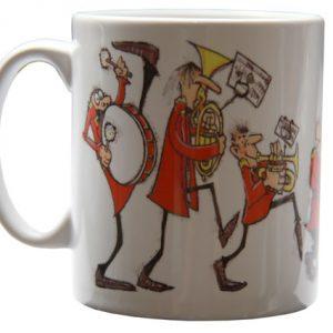 Mug - Marching Band