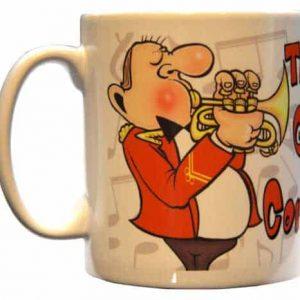 Mug - The Worlds Greatest Cornet Player - Male
