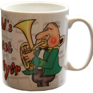 Mug - The Worlds Greatest Horn Player - Male