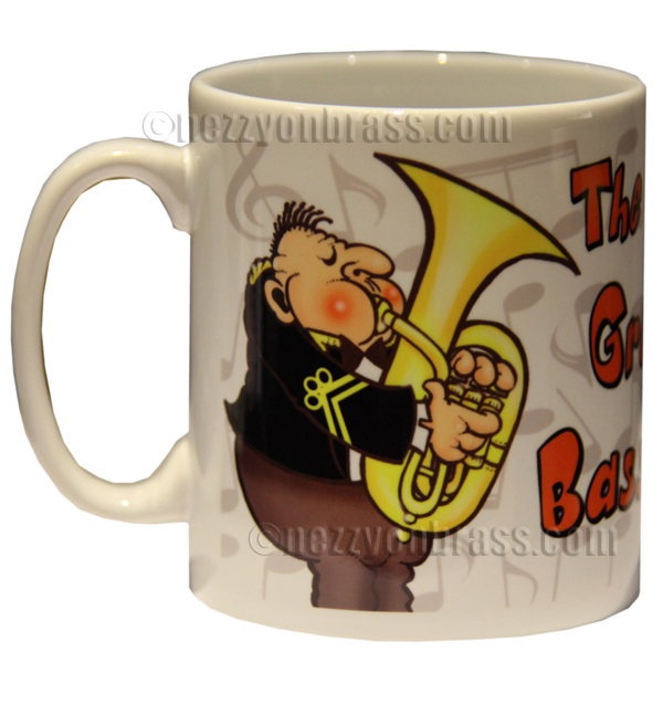 "Win A ""World's Greatest Player' Mug in the September 2018 Prize Draw.  Two lucky winners will each receive a designer mug with thewir choice of instrument and band jacket colour - Draw to take place on Sunday 30th September [More...]"