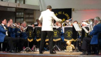 watham st lawrence silver band