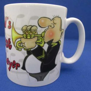 Mug - The Worlds Greatest Soprano Player - Male