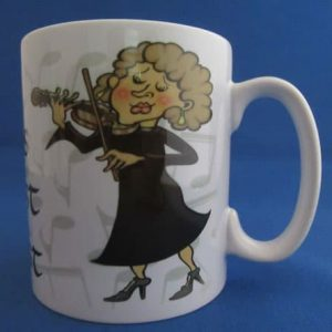 Mug - The World's Greatest Violinist - Female