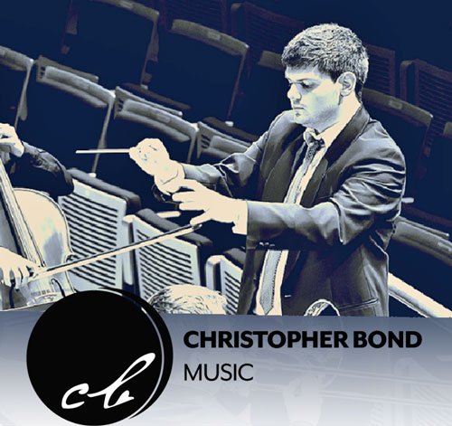 Nezzyonbrass Podcast 9 - Christopher Bond