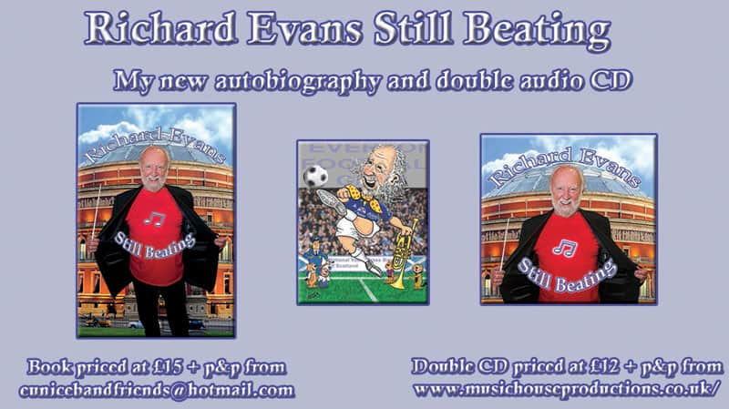 richard evans still beating book