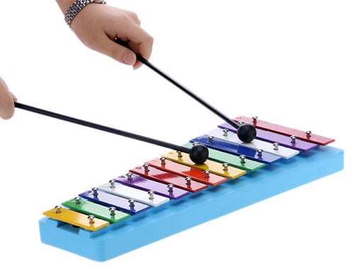 Andoer 13 Bar Kid's Xylophones