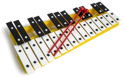 ProKussion Yell27V 27 Key Chromatic Xylophones