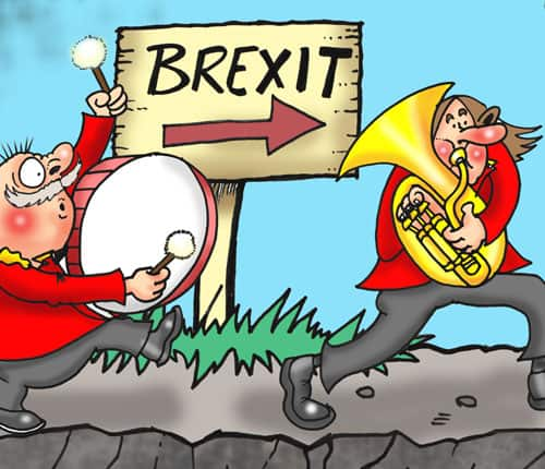 Brass Band Brexit 'Do or die!' - how will it affect us lowly banders?