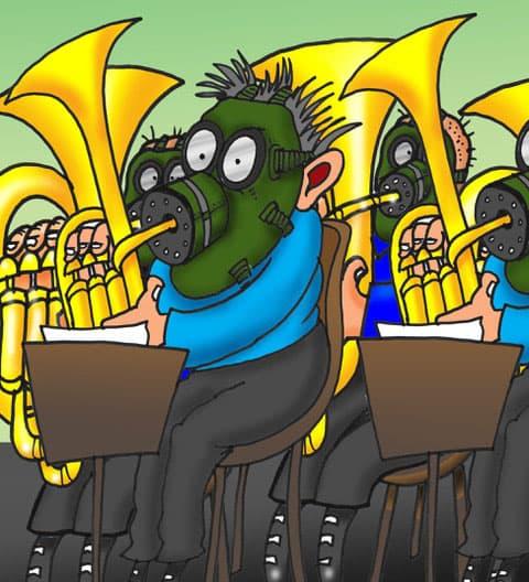 virtual brass banding
